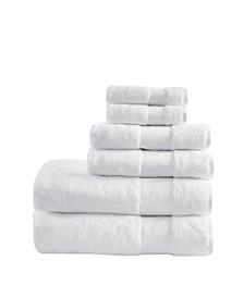 Signature 100% Turkish Cotton 6-Pc. Towel Set