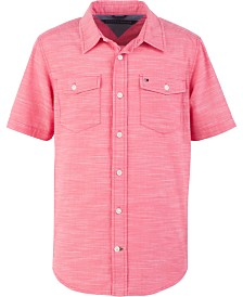 Tommy Hilfiger Big Boys Krosby Shirt