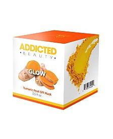 Addicted Beauty Turmeric Glow Peel off Mask