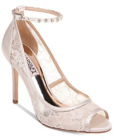 Badgley Mischka Lesley Evening Shoes