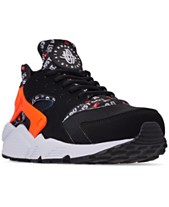check out 0073d aa407 Nike Men s Air Huarache Run Just Do It Casual Sneakers from Finish Line