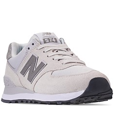 dfa42556570a9 New Balance Women's 574 Pebbled Casual Sneakers from Finish Line