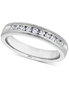 Diamond Milgrain Band (1/2 ct. t.w.)