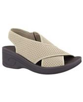 8119de31e1fd Easy Street Solite Jolly Mesh Comfort Sandals
