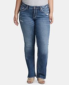 Trendy Plus Size Suki Bootcut Jeans