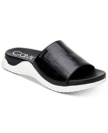 Calvin Klein Women's Ubi Sandals