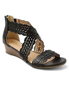 XOXO Ambridge Wedge Sandals