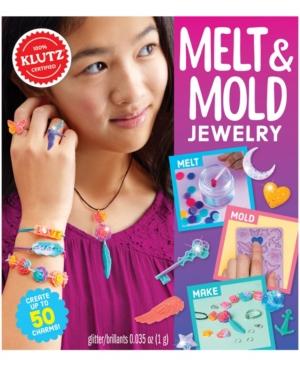 Klutz Melt Mold Jewelry