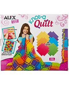 ALEX DIY-Knot-A Quilt