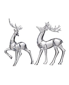 Lovell Reindeer Accents, Set of 2