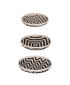 Organic Elements Geometric Wash Trays, Set of 3