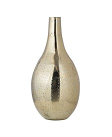 Dashelle Floral-Cut Vase