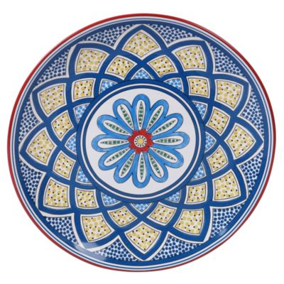 Tangier Round Platter