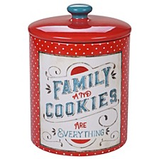 Country Fresh Biscuit Jar