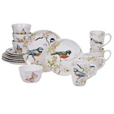 Certified International Spring Meadows 16-Pc. Dinnerware Set