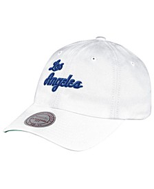 Los Angeles Lakers Hardwood Classic Basic Slouch Cap
