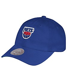 Mitchell & Ness New Jersey Nets Hardwood Classic Basic Slouch Cap