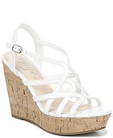 Fergie Villa Wedge Sandals