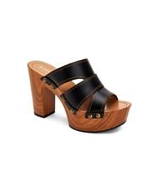 BCBGeneration Zadie Platform Sandals