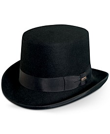 Dorfman Pacific Men's Wool Top Hat