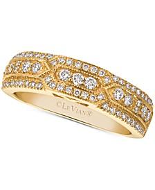 Vanilla Diamond®  Ring Band (3/8 ct. t.w.) in 14k Gold