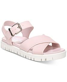 Narcissa Flat Sandals