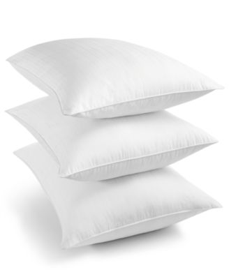 Superluxe 300-Thread Count Medium Density Standard/Queen Pillow, Created for Macy's