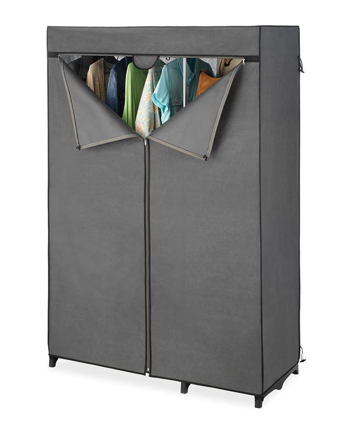 Whitmor - Cover for Whitmor Double Rod Closet
