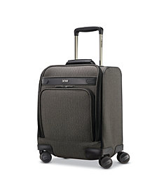 Hartmann Herringbone DLX Carry-On Under-Seater Spinner Suitcase