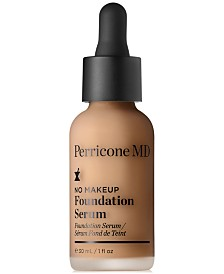 Perricone MD No Makeup Foundation Serum Broad Spectrum SPF 20, 1-oz.
