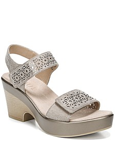 Mckenna Ankle Strap Sandals