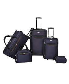 Springfield III 5-Pc. Luggage Set, Created for Macy's
