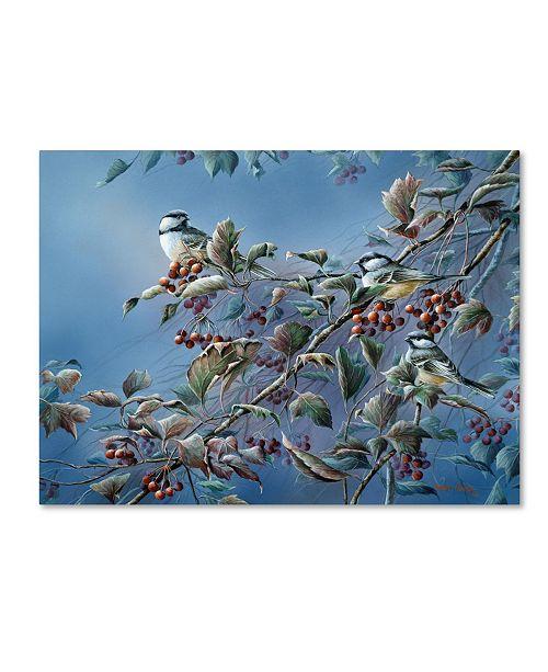"Trademark Global Wanda Mumm 'Autumn Splendor' Canvas Art - 47"" x 35"" x 2"""