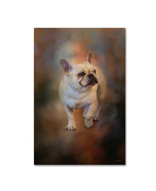 "Trademark Global Jai Johnson 'The Magic In Life' Canvas Art - 47"" x 30"" x 2"""