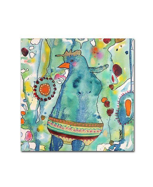 Trademark Global Sylvie Demers 'Ma Poule' Canvas Art
