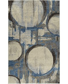 D Style Tempo Tem12 Ocean Area Rug Collection