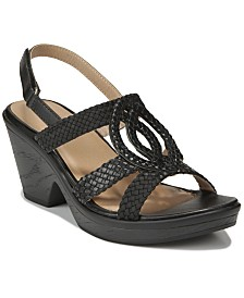 Soul Naturalizer Faire Slingback Sandals