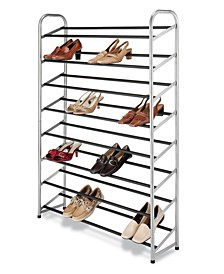 Freestanding 40-Pair Shoe Tower
