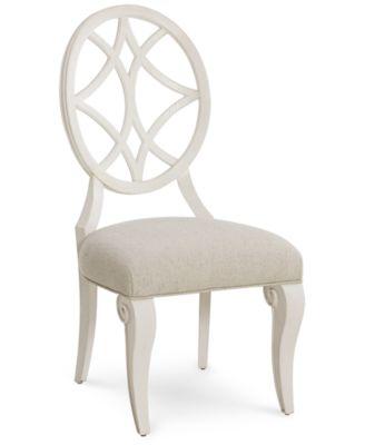 Trisha Yearwood Jasper County Dogwood Side Chair