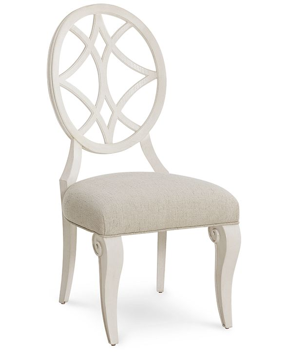 Furniture Trisha Yearwood Jasper County Dogwood Side Chair