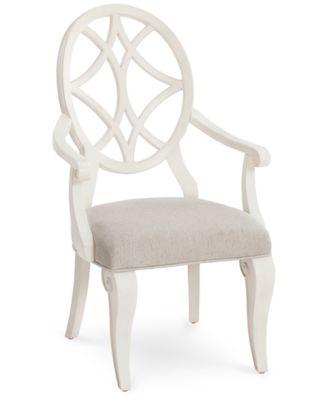 Trisha Yearwood Jasper County Dogwood Arm Chair