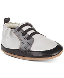 Baby Boys Soft Sole Trendy Trainers