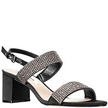 Naomi Block Heel Sandals