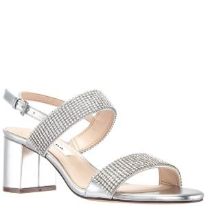 Nina Naomi Block Heel Sandals Women's Shoes