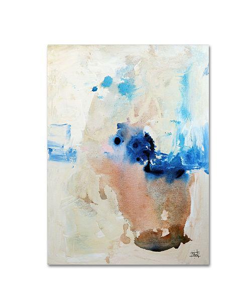 "Trademark Global Natasha Wescoat 'Adulterated' Canvas Art - 24"" x 18"" x 2"""