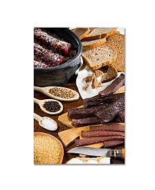 "Robert Harding Picture Library 'Cutting Boards' Canvas Art - 19"" x 12"" x 2"""
