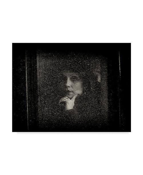 "Trademark Global Mirela Momanu '1921' Canvas Art - 24"" x 2"" x 18"""