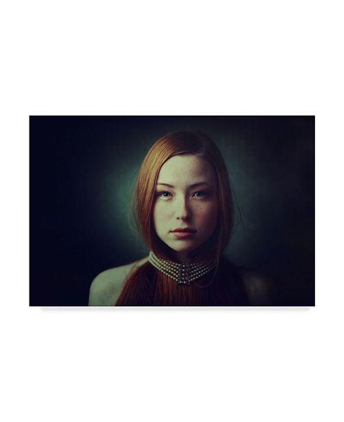 "Trademark Global Zachar Rise 'Valery' Canvas Art - 24"" x 2"" x 16"""