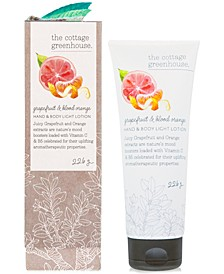 Grapefruit & Blood Orange Hand & Body Light Lotion, 8-oz.