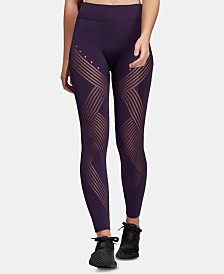 adidas Warp Knit Ankle Leggings